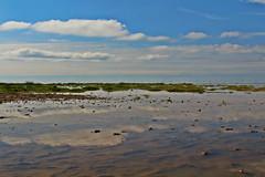 IMG_0703 (jaybluejeans94) Tags: wales beach sun summer landscape amateur sand sea nature uk prestatyn gronant sky