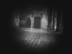 Labyrinths of the heart_ (RoS_Roll over Shape_) Tags: art past mood roma rome history blackwhite