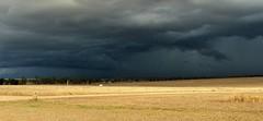 Rare Winter Storm (Dulacca.trains) Tags: storm dulacca rural winter queensland australia australian aussie oz outback country rain wet moist