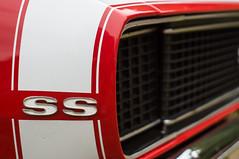 SS (Dirk Bruyns) Tags: sony nex3n nex yashica yashinonds50mmf19 yashinon oldtimer chevrolet camaro ss musclecar