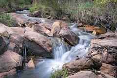 WhistlePipe Gully (SteveMarijanich) Tags: whistlepipe gully kalamunda lesmurdie water waterfall wa bushwalk longexposure rocks bush australian falls backyard