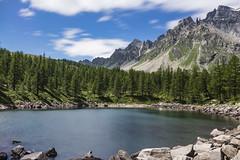 Lago Nero (lu_ro) Tags: lago nero alpe devero ossola alpi piemonte italia italy nd1000 hoya alps lake water sony a7 35mm zeiss