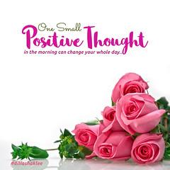 Positive Thought (DillaSyadila) Tags: dillashaklee shakleebydilla shaklee ireachfamily quotes islamicquotes vitamin supplement