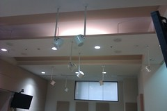 Serenity Acoustic Ceiling Panels - CourtRoom 2