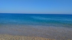 MAS AZUL (aliciap.clausell) Tags: mar sea playa costa mediterráneo beach azul blue seascape aliciapclausell relax vacaciones holidays horizonte marina españa