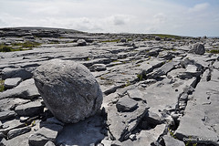Erosion at work. (mcgrath.dominic) Tags: glacialerratics glints grikes karstlandscape limestone theburren coclare