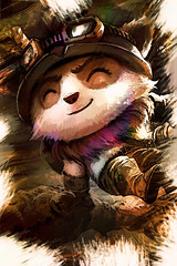 League of Legends Teemo (naumovski.dusan) Tags: league legends pentakil adc jungle mid solo game gaming esports carry zed yasuo jinx caitlyn ash moba lee sin epic fiction fantasy
