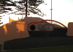 Fun park (Lesley A Butler) Tags: adelaide australia autumn glenelg sa
