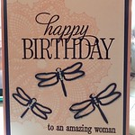 B-day card to Nancy MORRIS July 21, 2017 thumbnail