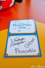Autograph Card (disneylori) Tags: storybookcircus magickingdom waltdisneyworld disneyworld wdw disney photopassday