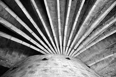 La Pedrera loft space (Peter J Brent) Tags: casamilà lapedrera barcelona spain