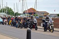 Rye (Jainbow) Tags: rye jainbow holiday motorbikes motorcycles quay traffic