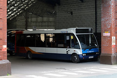 47774 PO56 RPX (Cumberland Patriot) Tags: stagecoach north west england in cumbria cumberland motor services cms lillyhall depot optare solo m850 po56rpx 47774 74 preston low floor midi buses workington bus station allerdale borough transport transit omnibus