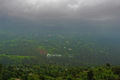 Murree Hills (Everything has beauty, but not everyone sees it...) Tags: murree clouds cloudyweather valley murreeexpressway mountains landscape nature outdoor nikond3200 nikon d3200 nikkor1855mm 1855mm caputreaye imransphotos imrananwar pakistaniphotographer pakistan