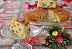 Pandolce genovese (versione con lievito di birra) (Le delizie di Patrizia) Tags: pandolce genovese versione con lievito di birra le delizie patrizia ricette dolci natalizi