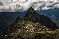 Machu Picchu (Dwood Photography) Tags: machu picchu machupicchu dwoodphotography dwoodphotographycom 2017 peru green landscape inca huayna huaynapicchu ruin ruins