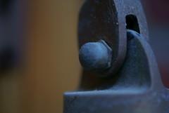 Rusted Bell (stevebirk_) Tags: macro sony a100