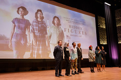 Hidden Figures Movie Stars