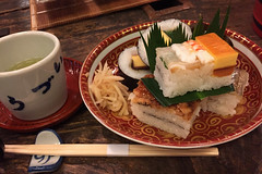Sushi @IZU-U,Kyoto,JAPAN (ish_jp) Tags: iphone sushi kyoto japan