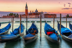 Venice Sunrise (JSP92) Tags: summer 2017 climate peace outdoor italy venice vacation background holiday atmosphere