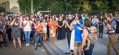 2017.07.26 Protest Trans Military Ban, White House, Washington DC USA 7660