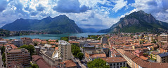 Lecco (Fil.ippo) Tags: lecco lake lago lakeoflecco manzoni milano cityscape prealps filippo filippobianchi d610 nikon lakecomo como water mountains acqua montagne