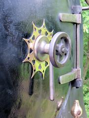 256 | steam engine – Broomhill station (Mark & Naomi Iliff) Tags: broomhill strathspeyraily railway preserved heritage railroad steam engine locomotive 828 caledonianrailway class812 060 1899