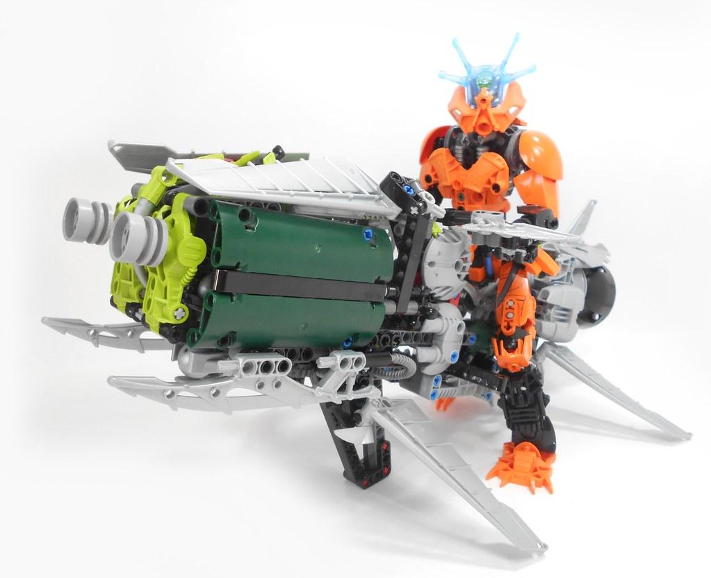 bionicle phantoka pohatu instructions