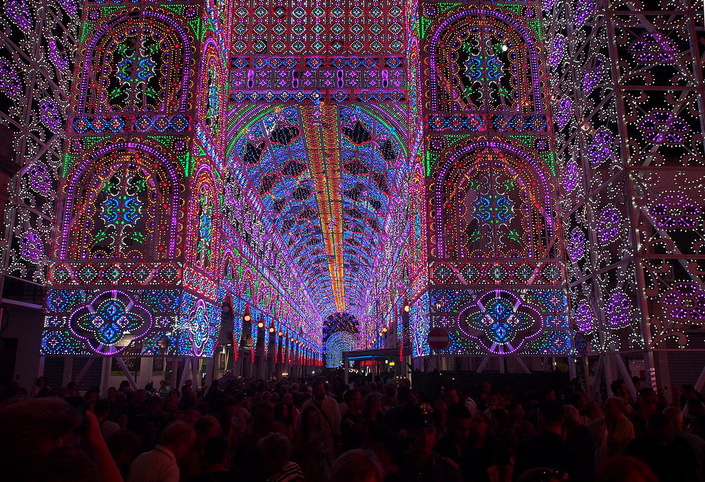 The world 39 s best photos of luminarie and puglia flickr for Luminarie puglia