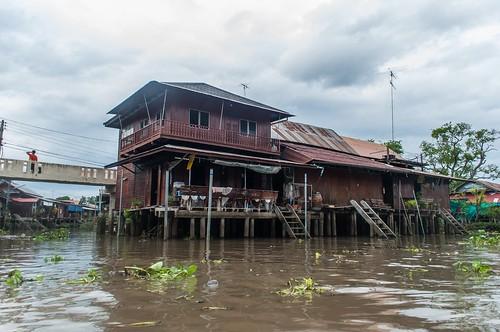 marché flottant amphawa - thailande 28