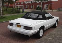 Mercury Capri ASC McLaren Convertible 5.0 V8 aut 1-8-1986 PL-XT-47 (Fuego 81) Tags: mercury asc mclaren convertible 1986 plxt47 design concept peter muscal ford sidecode5 capri