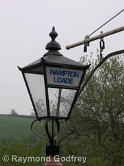 Hampton Loade Station Lamp (Faversham 2009) Tags: hamptonloade lamp svr severnvalleyrailway steam heritage train trains locomotive loco railway shropshire station