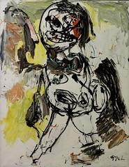 IMG_2494LCA L'ART DU LAID ET DU NON SENS. LE MEPRIS DES HOMMES (1) (jean louis mazieres) Tags: peintres peintures painting musée museum museo italie turin torino galleriadartemodernaecontemporanea
