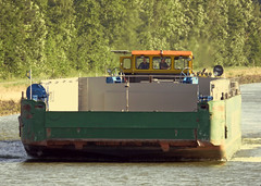 Birk B (ENI 05801510) (Parchimer) Tags: schubboot pushboat towboat pousseur pchacz duwboot spintore empurradorfluvial binnenschiff tolómotorhajó pushertug elbeseitenkanal