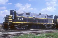 BRC Alco C424 604 (Chuck Zeiler) Tags: brc alco c424 604 railroad locomotive chicago chuckzeiler chz williamraia