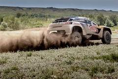 Ismét a Peugeot győzedelmeskedett a Silk Way ralin (autoaddikthu) Tags: autó autósport dkr jármű kocsi peugeot rali sport