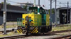 713 2017.07.26 Maastricht (7) (Rob NS) Tags: nedtrain maastricht flirt 2215 700 serie700