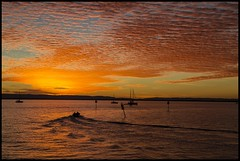 Sunset over Deception Bay_6=