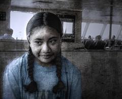 The Ferry Ride (Free Range Photos) Tags: ferry slidersunday portrait