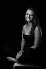 Doris 1 (Bernedti) Tags: canon 5dsr canon5dsr woman girl teen sigma sigmaart portrait studio photography beaty beautiful