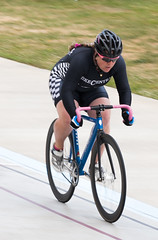 women sprints round (2) (tangobiker) Tags: velodrome racing track bicycle oregon