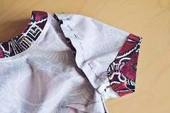 simple_summer_dress_burda_pattern_step-13 (Stacyco) Tags: sew sewing sewingproject hobby style diy dress pettern burda burdastyle burgundy guide blogger summer trend design handmade fabric craft colorful print fashion