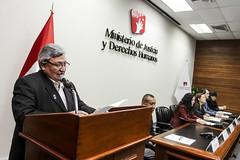 "Ministra inauguró ""V Congreso de la Coordinadora Nacional de Afectados por la Violencia Política"" • <a style=""font-size:0.8em;"" href=""http://www.flickr.com/photos/156664909@N08/35846920066/"" target=""_blank"">View on Flickr</a>"