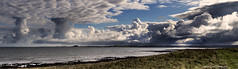 The end of all things. (lawrencecornell25) Tags: clouds stormy northumberland northeastengland nature england scenery outdoors weather lindisfarne holyisland nikond5