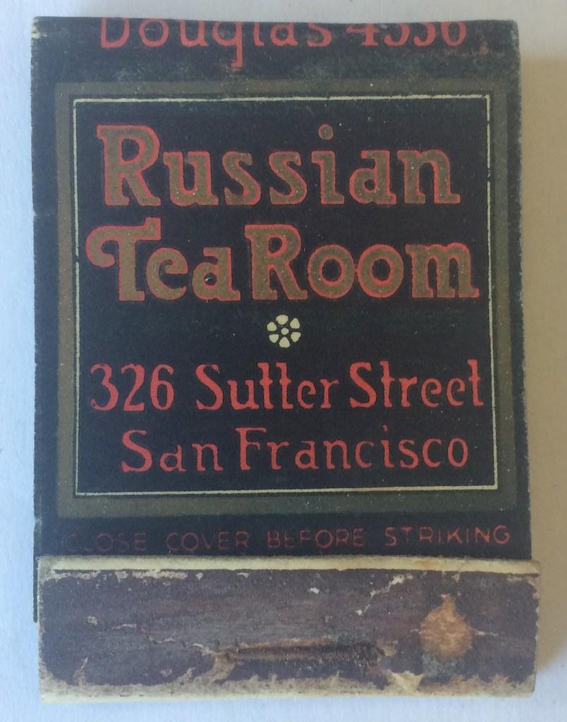 Tea Room Sanfrancisco