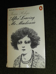 19th July 2017 (themostinept) Tags: book novel paperback fiction jeanrhys afterleavingmrmackenzie penguin penguinbooks 1930 1971 faithjaques