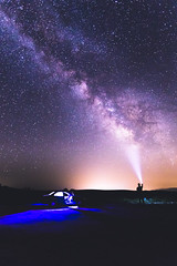 MIlkyway hunting (Nick Panagou) Tags: light landscape longexposure lights sky stars milkyway car night nightonearth nightshots greece greatphotographers thessaly thelook nature naturegreece contrast colours dramatic exposure exploring explore eos emotion expressive bestshotoftheday bestphotographer summer canon6d