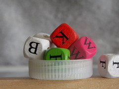 Scrabbled Eggs (laurenrice4) Tags: letters photo photography alphabet scrabble food knowledge beginner