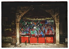 * (PattyK.) Tags: greece grecia griechenland snapseed ioannina hellas ellada ιωάννινα ελλάδα giannena giannina epirus ipiros balkans whereilive mycity beautifulcity europe europeanunion ηπόλημου όμορφηπόλη ευρώπη ήπειροσ βαλκάνια amateurphotographer graffity wallart γκράφιτυ τοίχοσ χρώματα