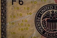 Ten Dollar Bill (Tovar Photography) Tags: dollar bill usa us currency macro magnification magnify 85 85mm rokinon samyang extension tubes tube kenko ten 10